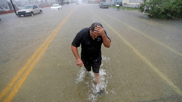 Extreme Weather Photos: Imelda Soaks Southeast Texas