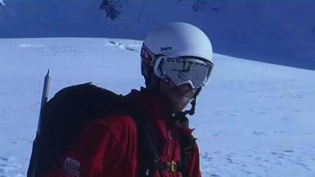 [NECN] Ice Climber Falls 40 Feet in Vermont