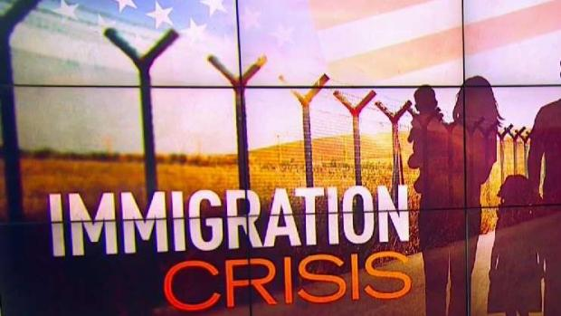 [NECN] Impact of the Immigration Crisis Locally