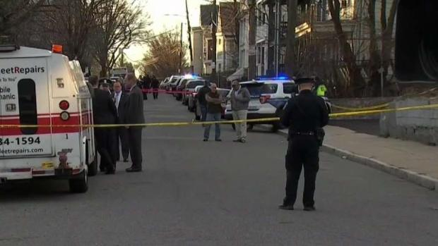 [NECN] Innocent Bystander Killed in Triple Shooting in Mattapan