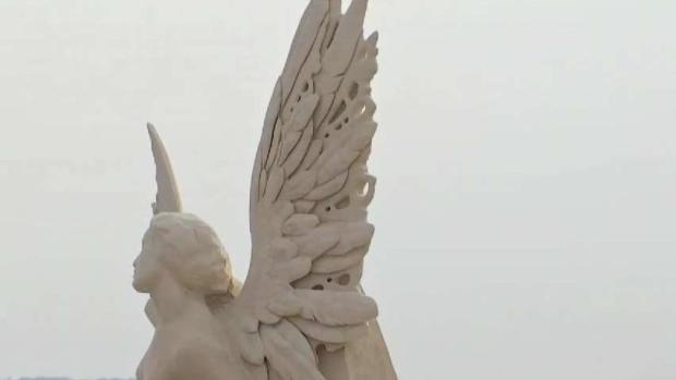 [NECN] International Sand Sculpting Festival