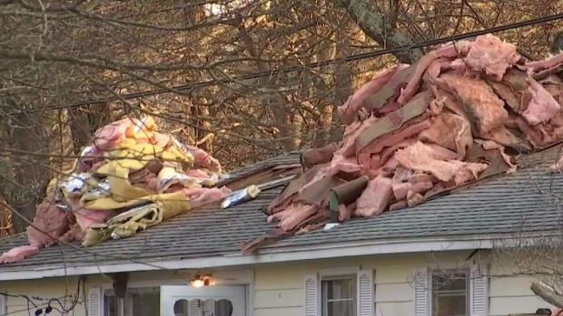 [NECN] Investigators Tear Through House After Cop's Shooting