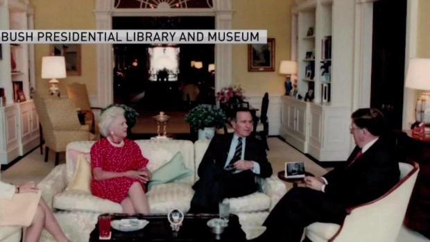 [NECN] John Sununu Reflects on Life of Barbara Bush