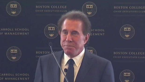 [NECN] Judge Shields Mass. Gaming Report Detailing Misconduct Allegations Against Wynn
