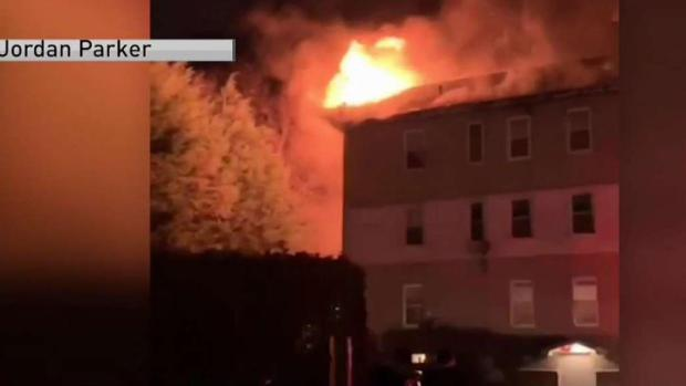 [NECN] Junior ROTC Officers Save Family From Worcester Fire
