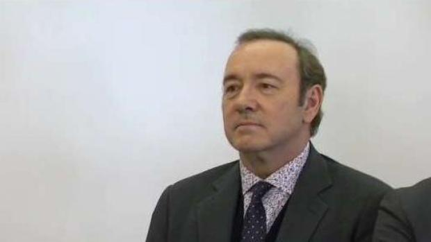 [NECN] Kevin Spacey Due in Court for Motion Hearing Monday