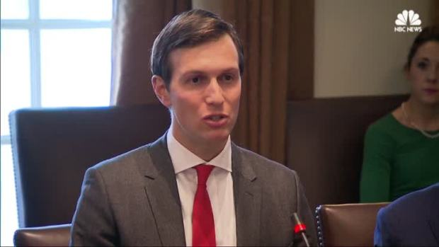[NATL] Kushner Denies Collusion With Russia