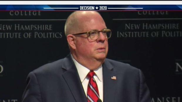 [NECN] Larry Hogan Visits New Hampshire