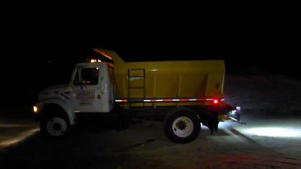 [NECN] Leominster Preparing for 1st Snowfall