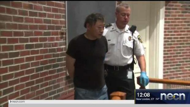 [NECN] Lexington Man Held Without Bond in Wife's Murder