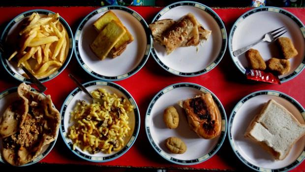 [NATL] School Lunches Around the World