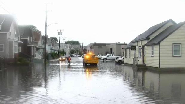 Lynn Weathers Another Round of Flooding