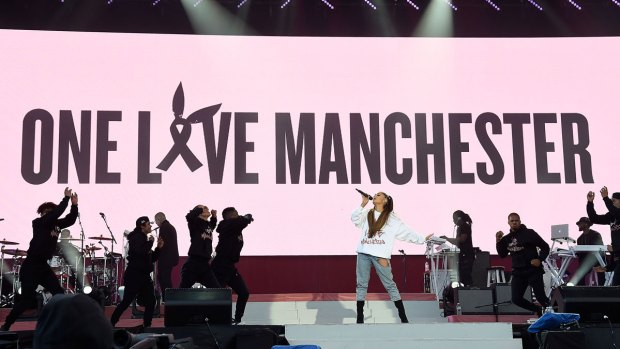 'One Love': Stars, Fans Flock to Manchester Benefit Concert