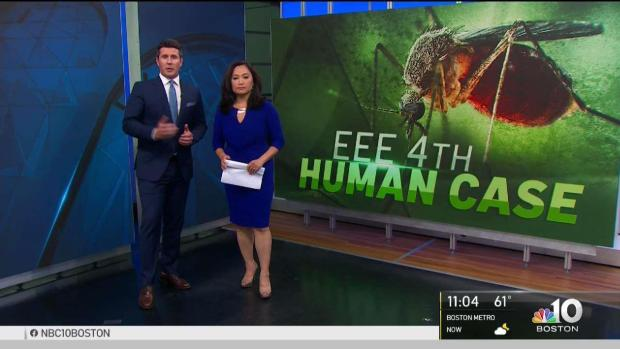 [NECN] MA DPH Confirms 4th Human Case of EEE
