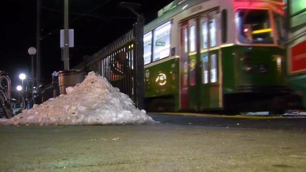 MBTA Battles Frigid Temperatures