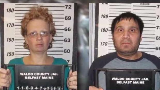 [NECN] Maine Parents Accused in Child's Murder Appear in Court