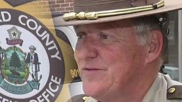 [NECN] Maine Sheriff's Association Head Sends Explicit Photo