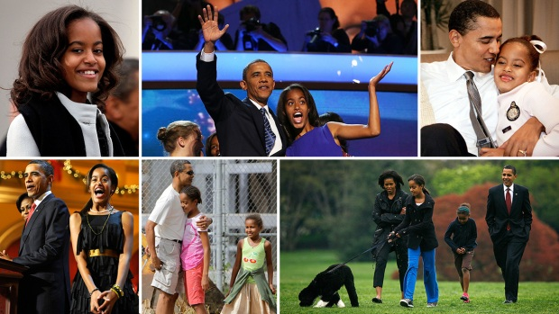 [NATL-DC] PHOTOS: Malia Obama Through the Years