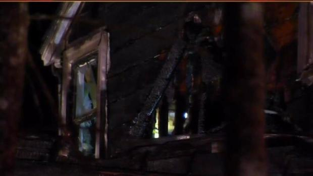 [NECN] Man Dies in Hospital Hours After Being Pulled From Fire