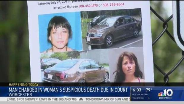 [NECN] Man Faces Court for Suspicious Death in Worcester