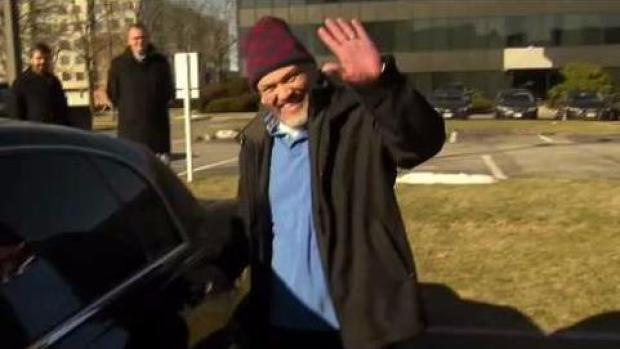 [NECN] Man Released From Immigration Custody to Speak