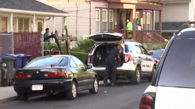 [NECN] Man Shot Sunday in Violent Holiday Weekend
