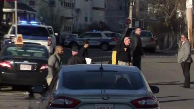 [NECN] Man Shot and Killed Inside Car in Dorchester