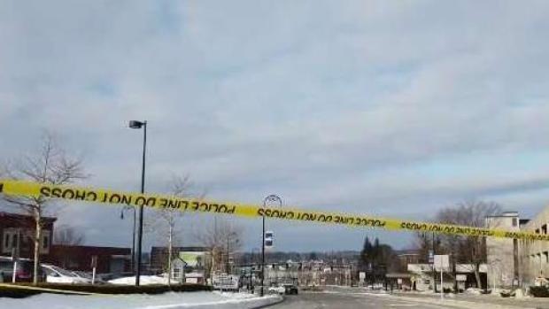 [NECN] Manchester Police Investigating Suspicious Death