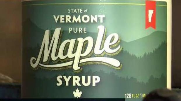 [NECN] Maple Syrup Business Vandalized