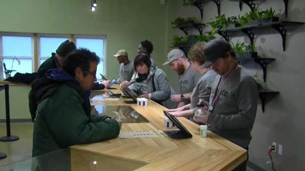 [NECN] Marijuana Sales Officially Begin in Massachusetts