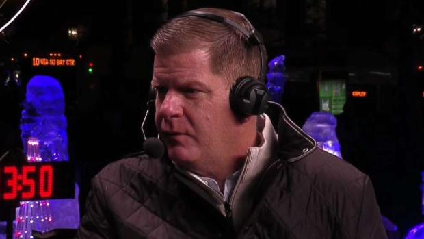 Mayor Marty Walsh Looking Forward to 2019 in Boston