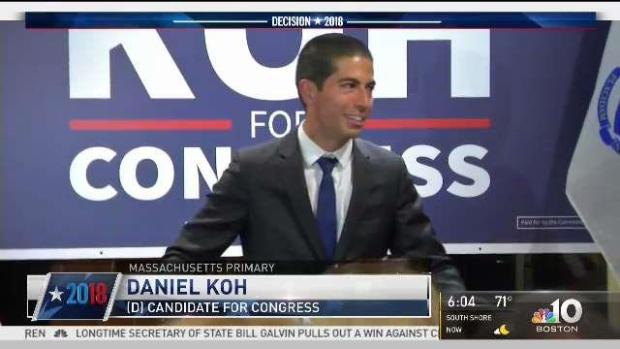 [NECN] Mass.' Third District Race is Unclear
