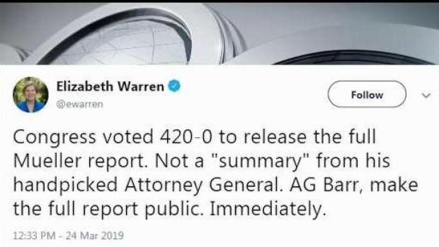[NECN] Massachusetts Lawmakers Respond to Barr's Findings