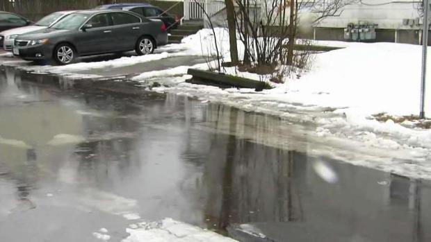 [NECN] Massachusetts Residents Prepare for Potential Flooding