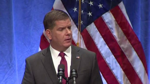 [NECN] Mayor Marty Walsh's Inaugural Address