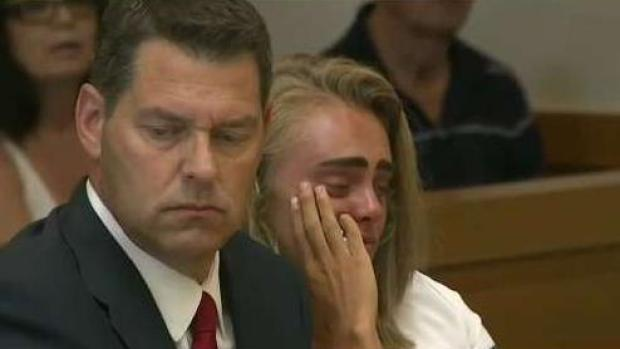 [NECN] Michelle Carter Due in Court Amid Sentencing