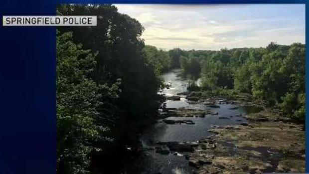 [NECN] Authorities Search For Missing 24-Year-Old Swimmer