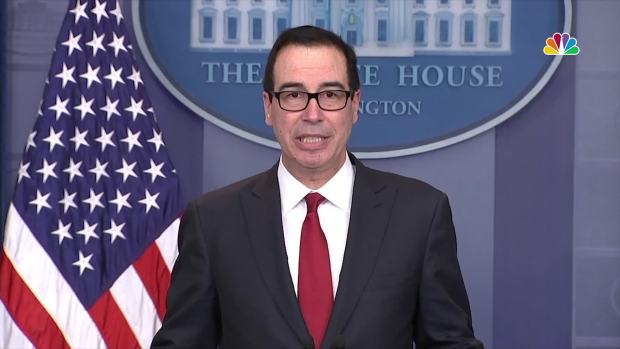[NATL] Sec. Mnuchin Introduces New IRS Tax Withholding Tables