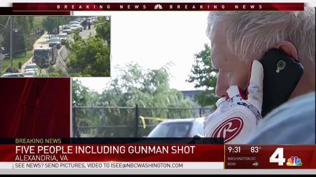 [NATL-DC] Congressman Describes Va. Attack: 'The Gunfire Was Non-Stop'