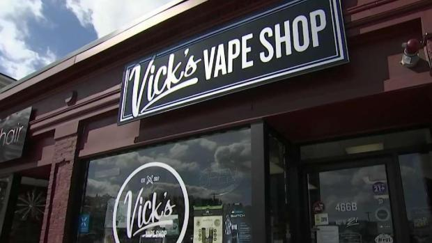 [NECN] More Mass. Store Owners Sue Baker Administration Over Vape Ban
