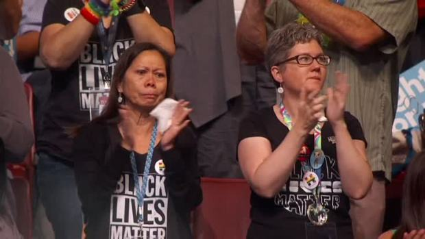 [NATL] Moms Who Lost Children to Gun Violence Speak at DNC