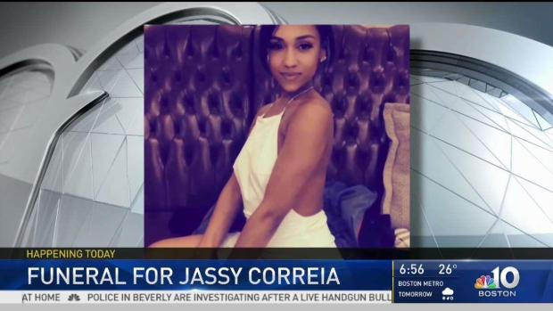 [NECN] Mourners to Gather for Jassy Correia Funeral