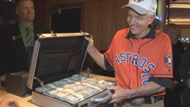 [NATL] Man Bets $3.5 Million on Astros to Win World Series