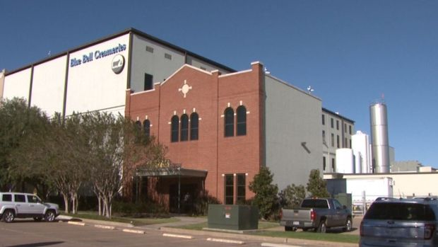 Blue Bell Creamery Plant Opens Back Up
