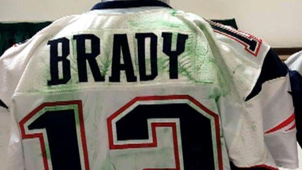[DFW] Teen Helps Find Tom Brady Stolen Jerseys