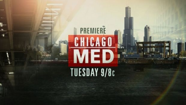 'Chicago Med'  Arrives