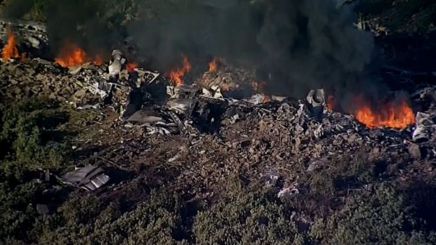 Military Plane Crash Leaves 16 Dead