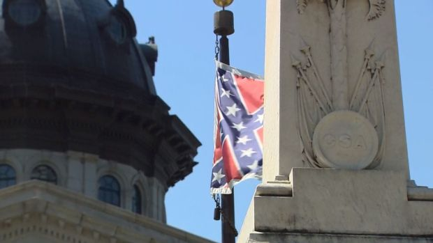 [NATL] Confederate Flag Will Come Down