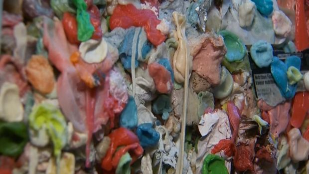 Seattle 'Gum Wall' To Get Scrub Down
