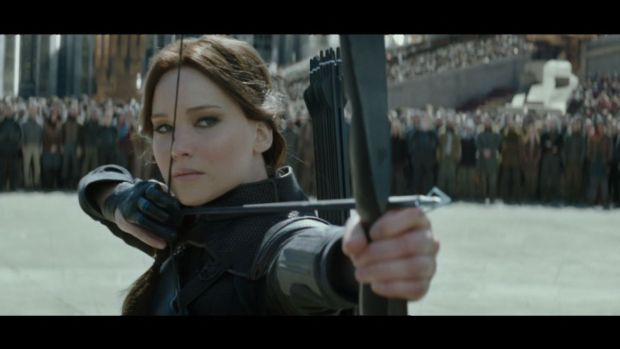 Final Part of 'The Hunger Games' Premieres